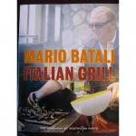 The book contains recipes for antipasti, pizza, fish, meat and vegetables.